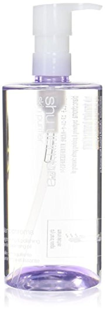 勤勉なメトリックサポートシュウ ウエムラ(shu uemura) ブランクロマ ブライト&ポリッシュ クレンジングオイル 450ml [並行輸入品]