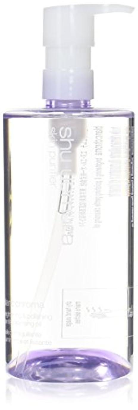 シュウ ウエムラ(shu uemura) ブランクロマ ブライト&ポリッシュ クレンジングオイル 450ml[並行輸入品]