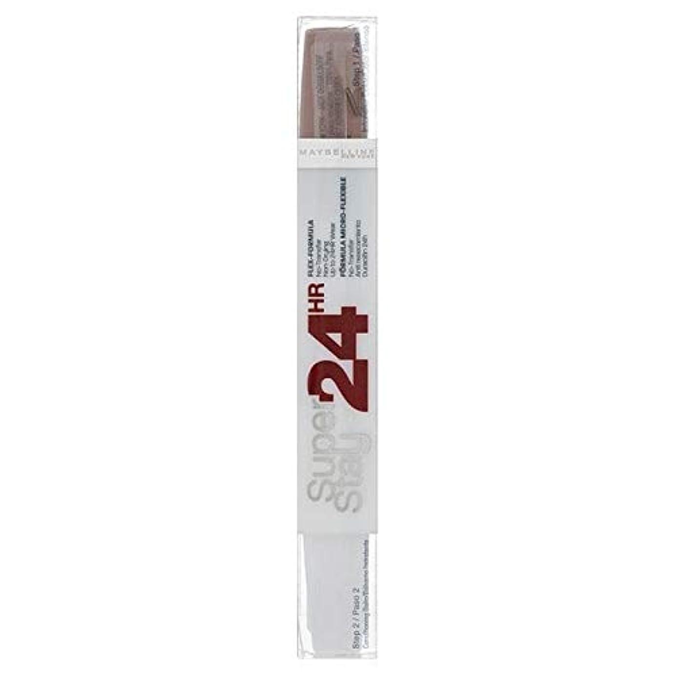 パパ驚きモック[Maybelline ] メイベリンSuperstay 24時間口紅ソフトトープ - Maybelline Superstay 24HR Lipstick Soft Taupe [並行輸入品]