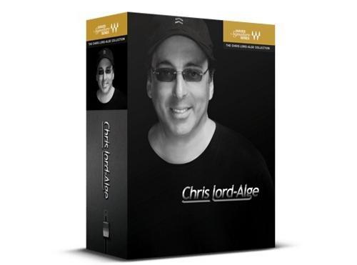 WAVES プラグインソフト Chris Lord-Alge Signature Series バンドル (ウェーブス) 国内正規品