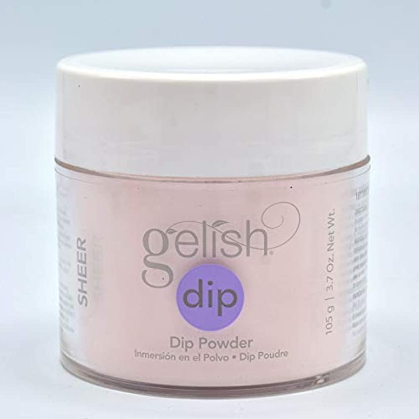 ヒップクラブ必需品Harmony Gelish - Acrylic Dip Powder - Sheer & Silk - 105g / 3.7oz