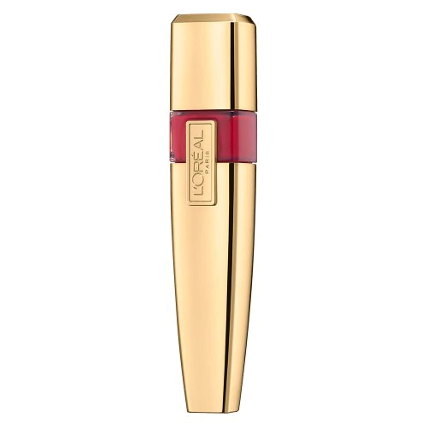 テキスト朝ひいきにするL'Oréal Paris Lippenstift Shine Caresse 300 Juliet, 3er Pack (3 x 6 ml)