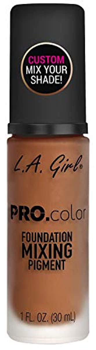 L.A. GIRL Pro Color Foundation Mixing Pigment - Orange (並行輸入品)