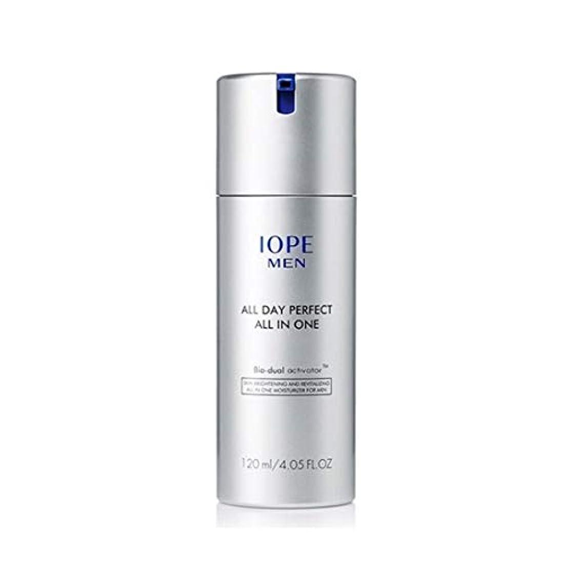 自殺クリップ蝶シェルアイオペメンズコスメオールデイパーフェクトオールインワン120ml 韓国コスメ、IOPE Men All Day Perfect All in One 120ml Men's Cosmetics Korean Cosmetics...