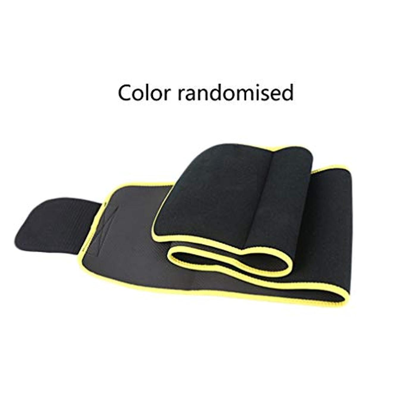 文房具全体に毎年ウエストバンドウエストをトレーニングする男性女性のための通気性の複合腰椎サポート-Rustle666