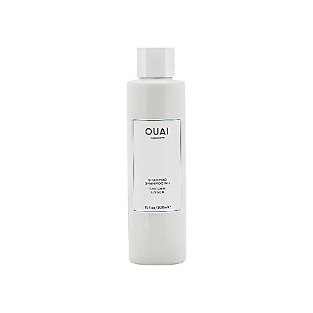 平日メディックチャップOuai Smooth Shampoo 300ml - スムーズなシャンプー300ミリリットル [並行輸入品]