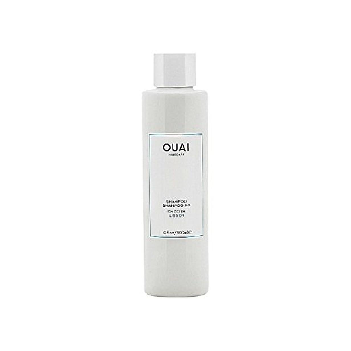便利さ前に剃るOuai Smooth Shampoo 300ml - スムーズなシャンプー300ミリリットル [並行輸入品]