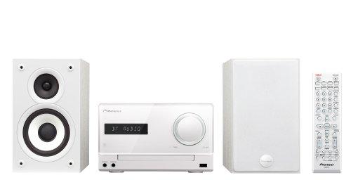 RoomClip商品情報 - Pioneer CDミニコンポーネントシステム iPod/iPhone/iPad対応 Bluetooth機能搭載 ホワイト X-CM32BT-W