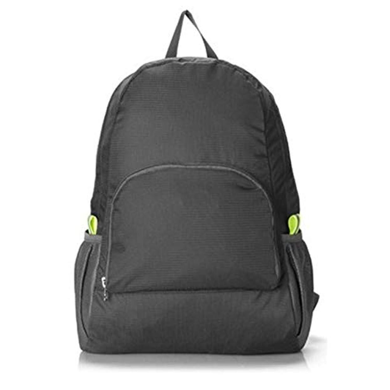 知恵オール通貨DeeploveUU 20l折りたたみ男性女性防水バックパック軽量無地旅行キャンプハイキングトレッキングバッグスクールバッグ