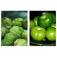 世界希少な 緑トマト(グリーントマティロ)  6粒