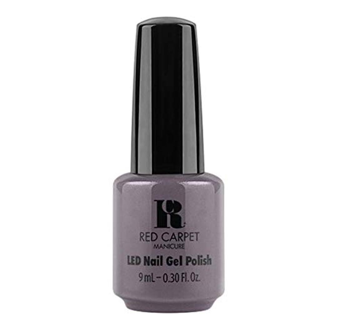 乱気流マニアック真っ逆さまRed Carpet Manicure - LED Nail Gel Polish - Grey Area - 9ml / 0.30oz