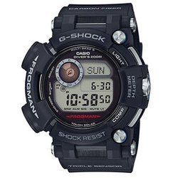 [カシオ]CASIO 腕時計 G-SHOCK フロッグマン 世界6局対応電波ソーラー GWF-D1000-1 メンズ [並行輸入品]