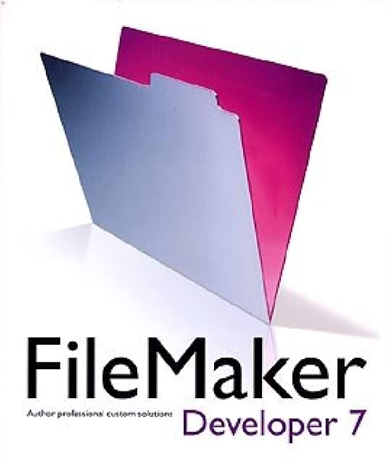 全部ヒント冬FileMaker Developer 7 Mac版