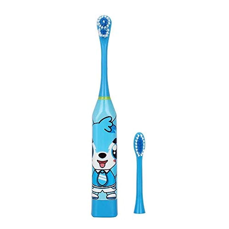 レースシャイ象子供 自動 電動歯ブラシ 超音波 防水 AEdiea