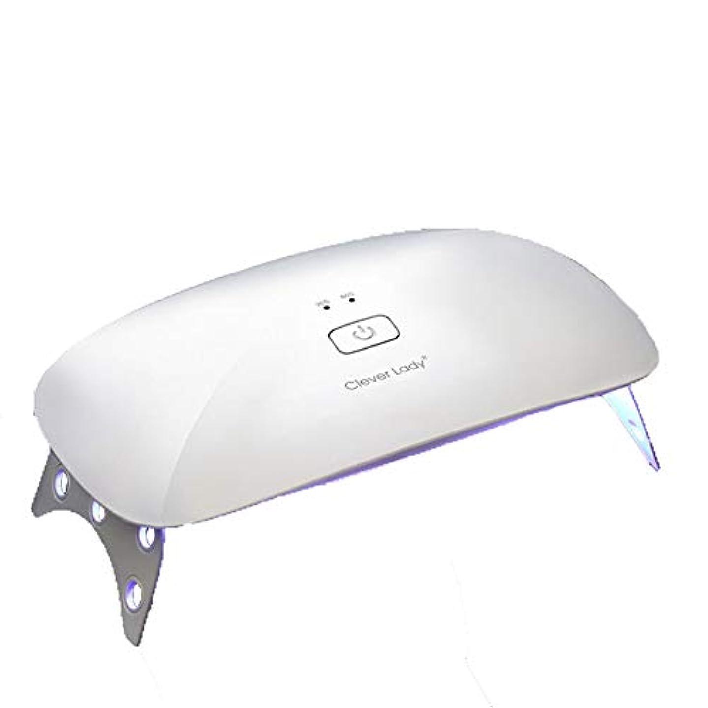 発揮するアンビエント予約LEDネイル光線療法機、ホームインテリジェント自動誘導ネイル硬化機折りたたみ式クイックドライヤー、ポータブルネイルポリッシャー