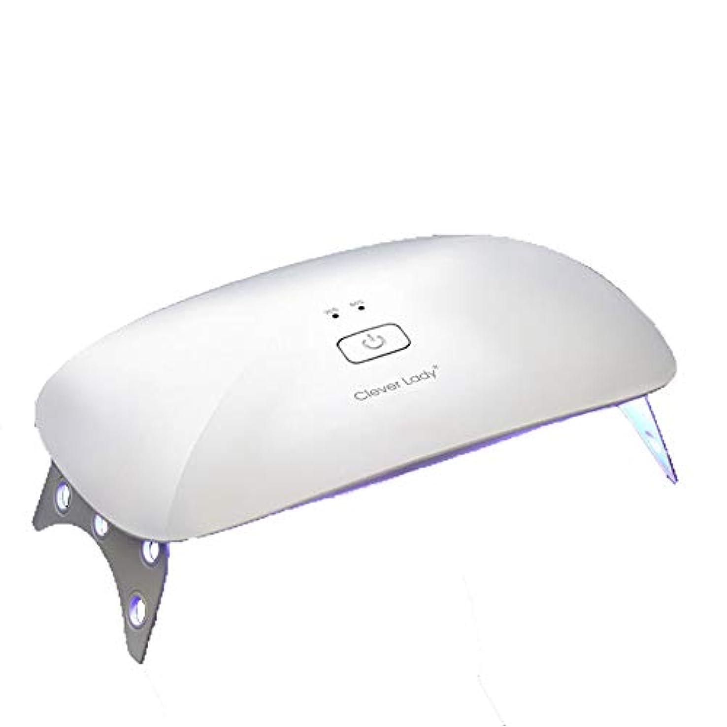 結び目ロマンス証拠LEDネイル光線療法機、ホームインテリジェント自動誘導ネイル硬化機折りたたみ式クイックドライヤー、ポータブルネイルポリッシャー