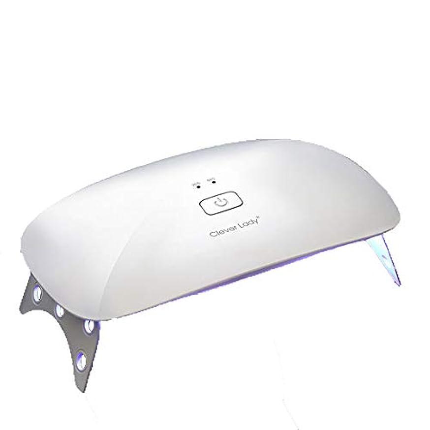 振動する親指リングバックLEDネイル光線療法機、ホームインテリジェント自動誘導ネイル硬化機折りたたみ式クイックドライヤー、ポータブルネイルポリッシャー