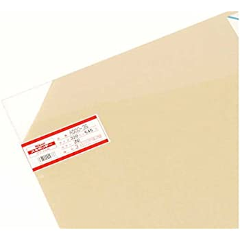 光 スミホリデー アクリル板 透明 3×320×545mm A000-3S