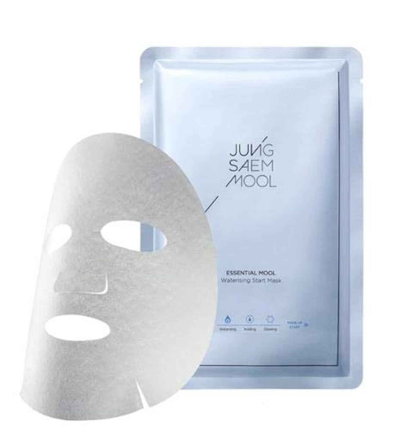 大邸宅ノーブル安息JUNGSAEMMOOL Essential Mool Waterising Start Mask (5P) ジョンセンムル エッセンシャル ムル ウォーターライジング スタート マスク (5枚) [並行輸入品]