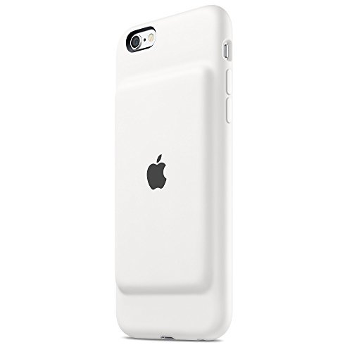Apple アップル 純正 iPhone 6s Smart Battery Case MGQM2AM/A White ホワイト