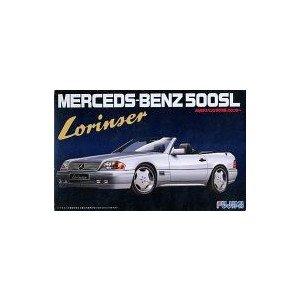 フジミ 1/24 メルセデスベンツ 500SL ロリンザー[インチアップシリーズSPOT-44]