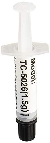 ダウコーニング 低熱抵抗値グリス 熱抵抗値0.032℃-cm2/W 1.5g入り塗布用ヘラ付き WW-TC5026-1.5G