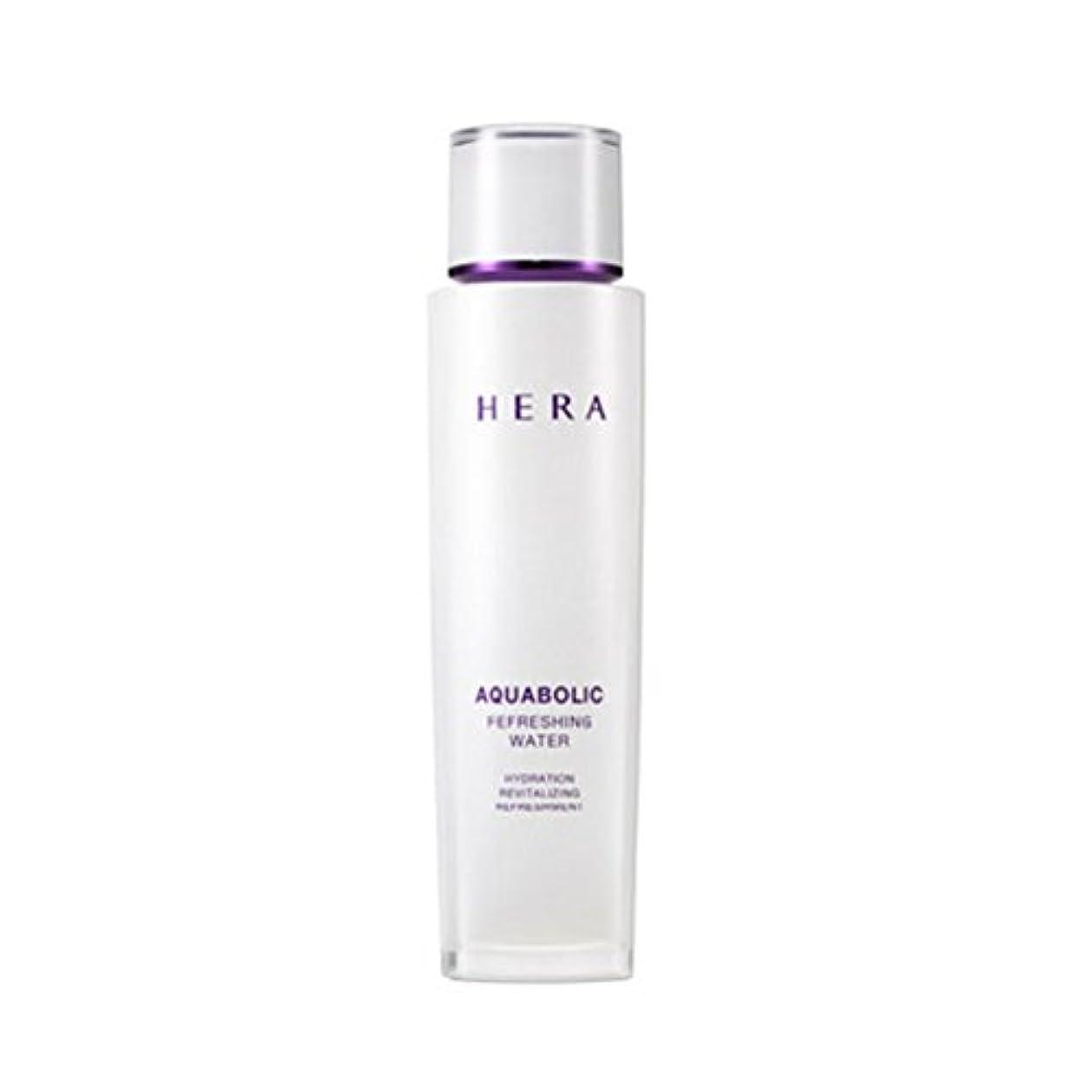 珍しいコイルクモ(ヘラ) HERA アクアボリック リフレッシングウォーター (化粧水) 150ml / Aquabolic Refreshing Water 150ml (韓国直発送)