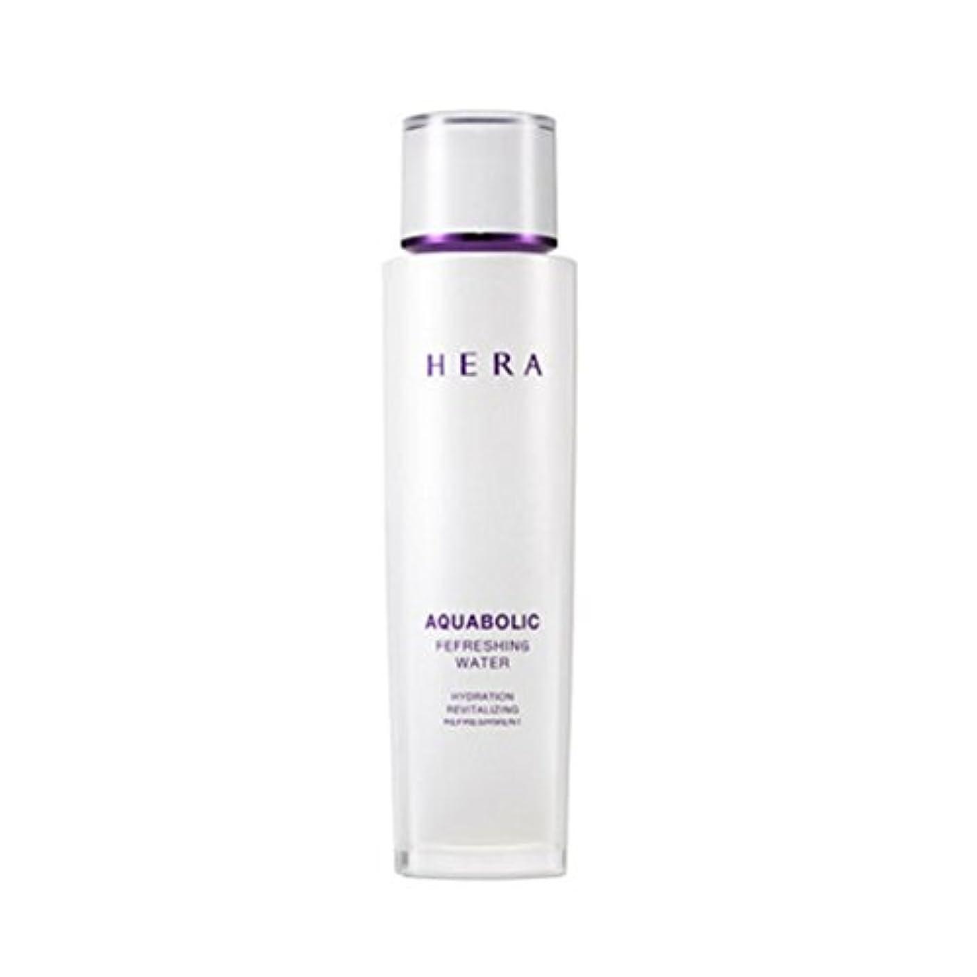 計り知れない照らす配当(ヘラ) HERA アクアボリック リフレッシングウォーター (化粧水) 150ml / Aquabolic Refreshing Water 150ml (韓国直発送)
