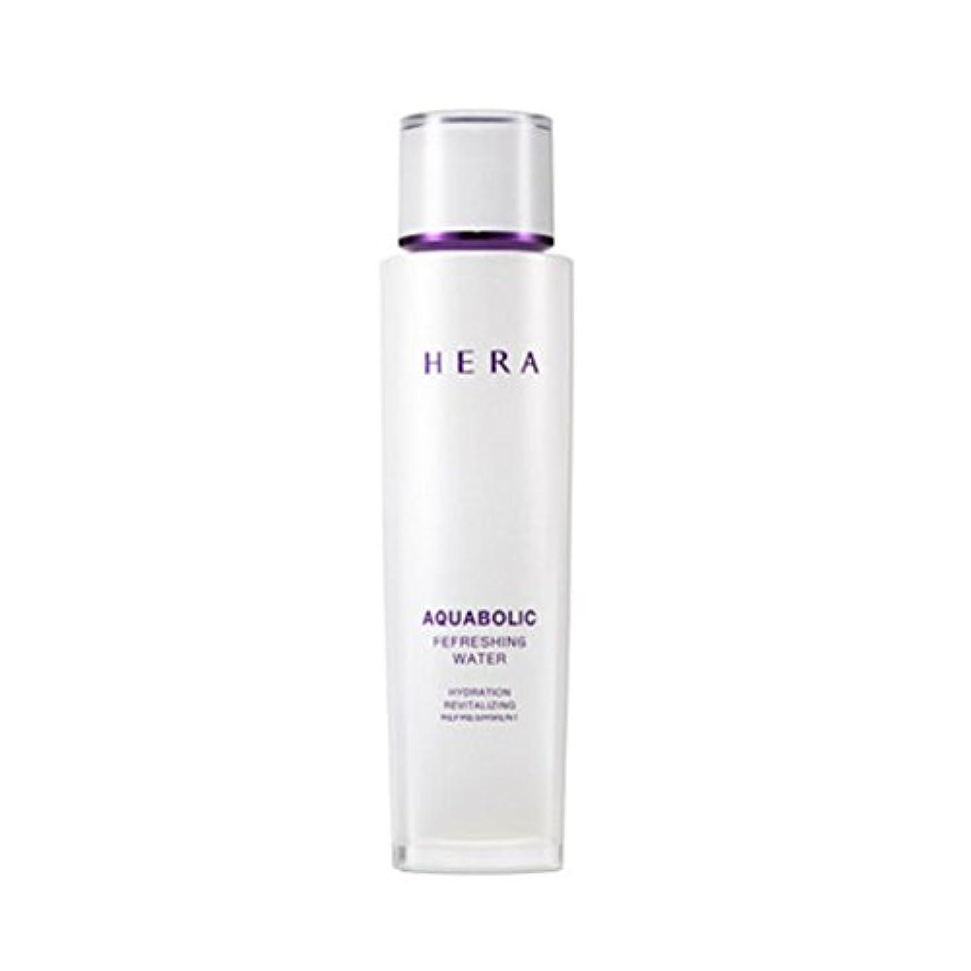 所持クレジットけん引(ヘラ) HERA アクアボリック リフレッシングウォーター (化粧水) 150ml / Aquabolic Refreshing Water 150ml (韓国直発送)