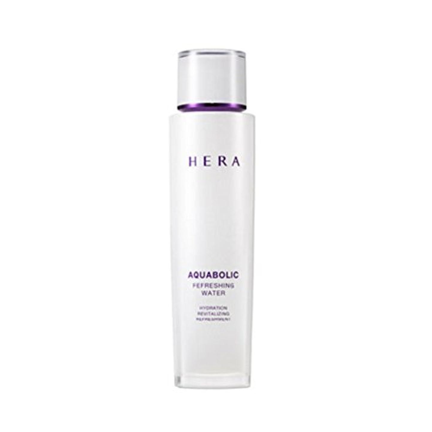 魅惑する不十分ヒューマニスティック(ヘラ) HERA アクアボリック リフレッシングウォーター (化粧水) 150ml / Aquabolic Refreshing Water 150ml (韓国直発送)