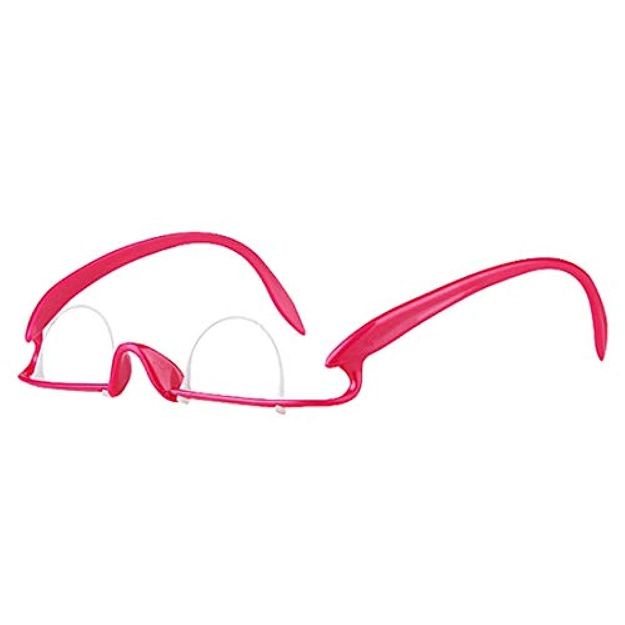 周囲シェルターびっくり億騰 二重まぶた用メガネ 二重まぶた運動 二重まぶた形成 二重まぶた運動器 メガネトレーナー