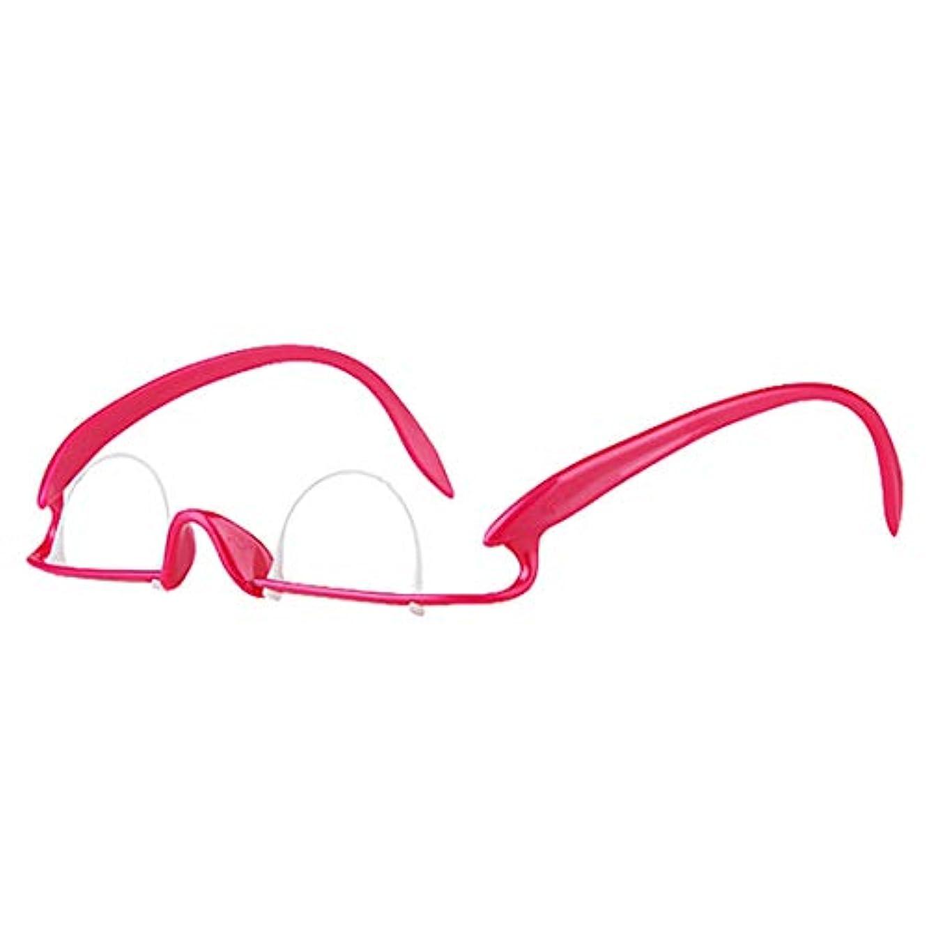 目を覚ます優しい下る億騰 二重まぶた用メガネ 二重まぶた運動 二重まぶた形成 二重まぶた運動器 メガネトレーナー