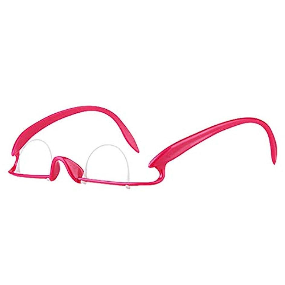 滑り台主張するラグ億騰 二重まぶた用メガネ 二重まぶた運動 二重まぶた形成 二重まぶた運動器 メガネトレーナー
