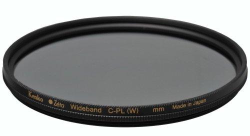 Kenko PLフィルター Zeta ワイドバンド C-PL 52mm コントラスト上昇・反射除去用 033524