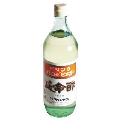 みかんのお酢 延命酢 ドリンク オレンヂ・ビネガー 900ml