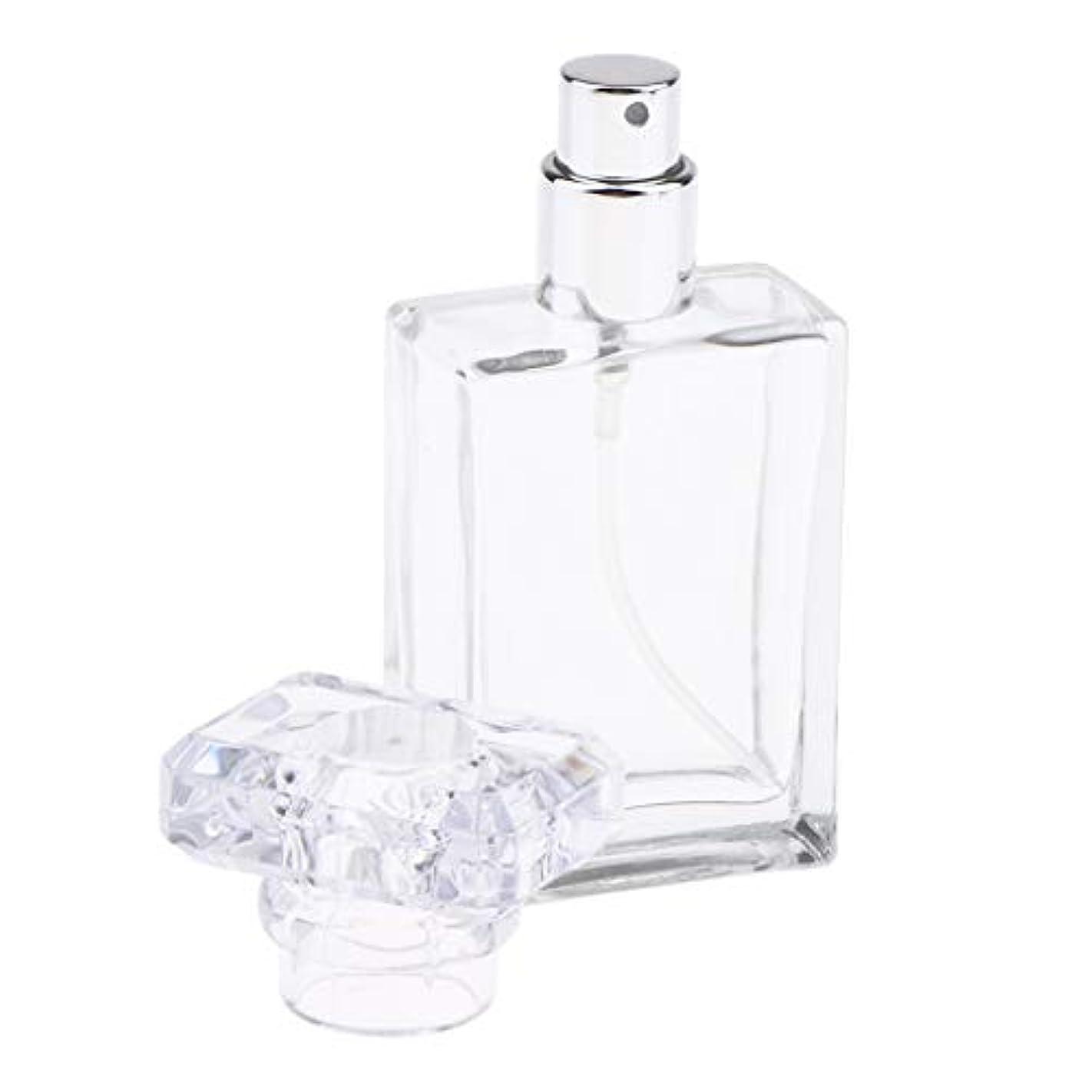 署名沼地化合物SM SunniMix 香水ガラス瓶 ガラスボトル 香水瓶 アトマイザー 空のボトル スプレーボトル 化粧品ボトル 全2色選ぶ - クリア