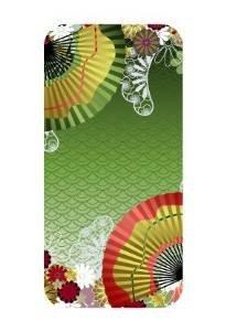 iPhone4/4S/5/5s/5c選択可:プリントシリーズ(和柄:E) プリント柄プラスティックケース (iPhone SE)