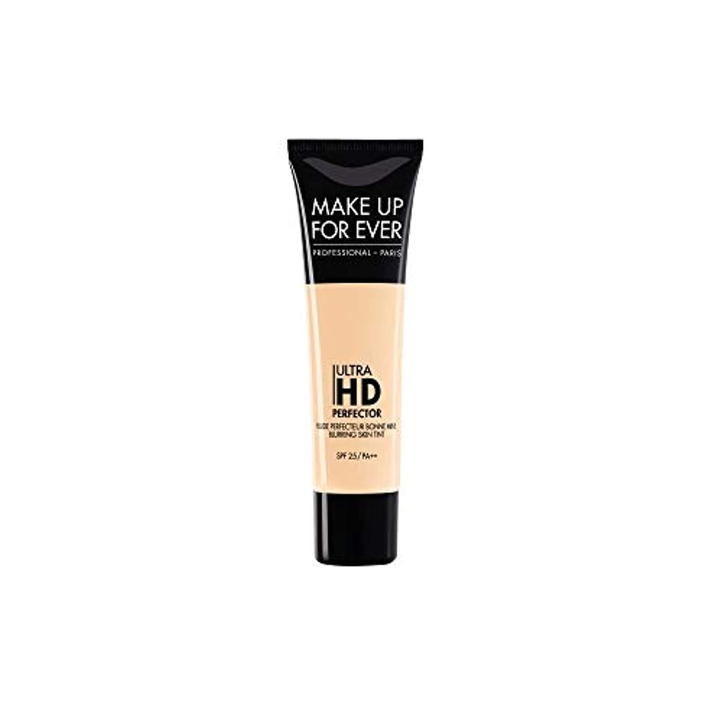 ローマ人寄付スカウトメイクアップフォーエバー Ultra HD Perfector Blurring Skin Tint SPF25 - # 01 Vanilla 30ml/1.01oz並行輸入品