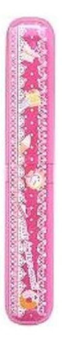 磨きやすい歯ブラシ デザインケース?歯磨きチューブ付き LT-16