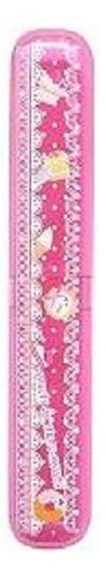 者つづりリズム磨きやすい歯ブラシ デザインケース?歯磨きチューブ付き LT-16