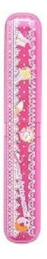 探す屋内で急ぐ磨きやすい歯ブラシ デザインケース?歯磨きチューブ付き LT-16