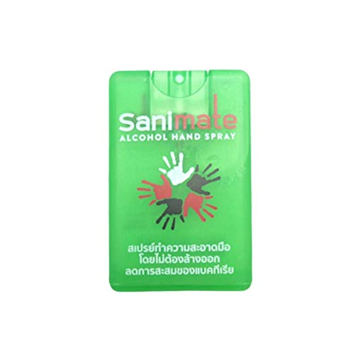 使役アロング腐食するALCOHOL HAND SPRAY コンパクトサイズで持運びに便利 アルコールハンドスプレー 20ml【並行輸入品】