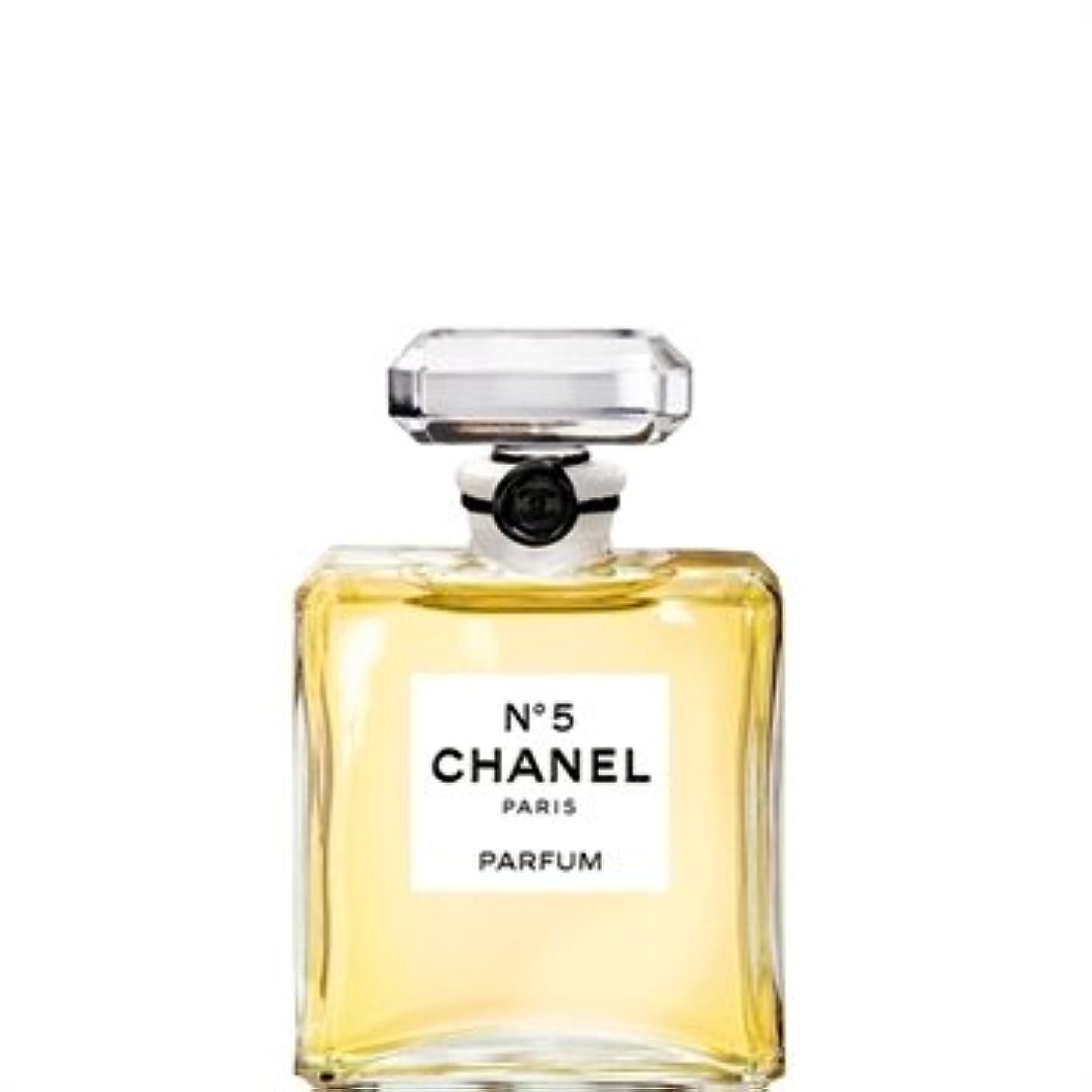 ヨーロッパ旅褐色CHANEL(シャネル) No.5 香水 30ml ボトル