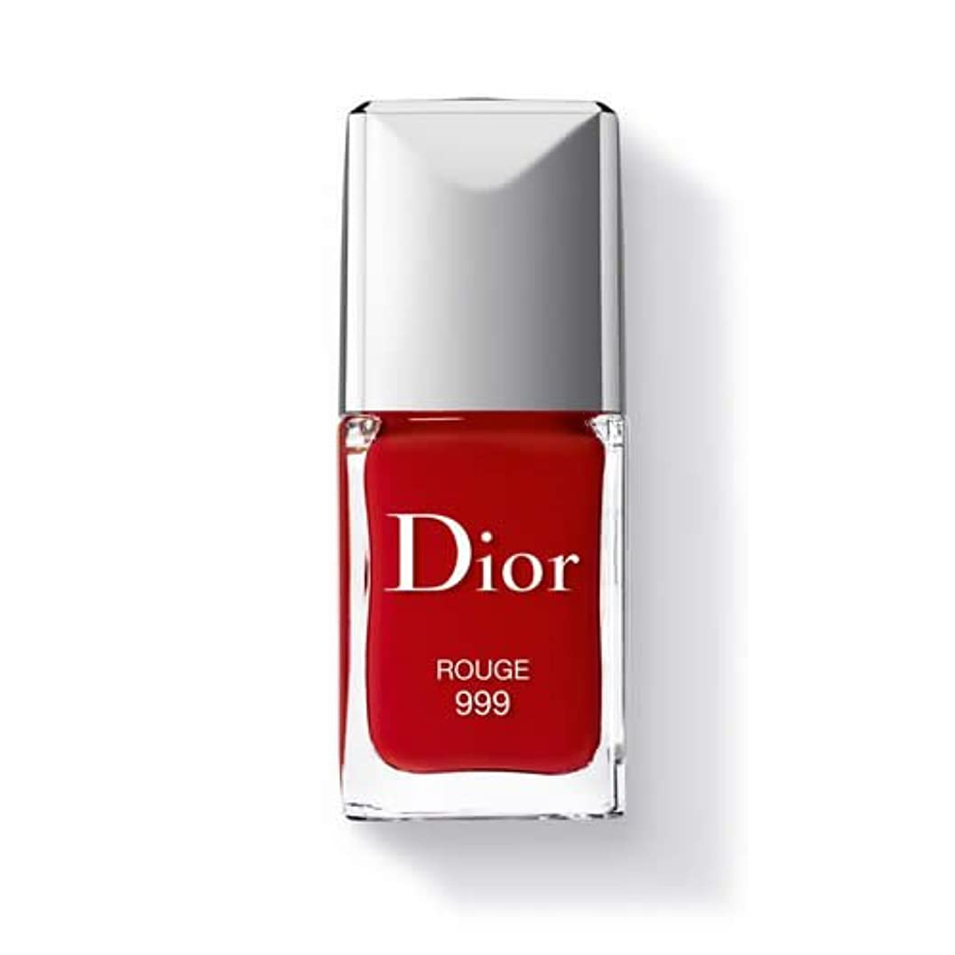 糸丈夫中古Dior ディオールヴェルニ #999 ルージュ999 / 10ml [207980] [並行輸入品]