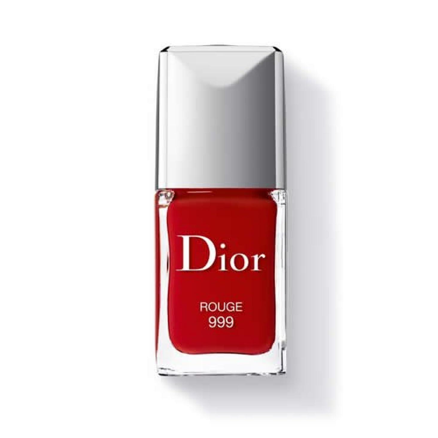 スキッパーシュリンク面倒Dior ディオールヴェルニ #999 ルージュ999 / 10ml [207980] [並行輸入品]