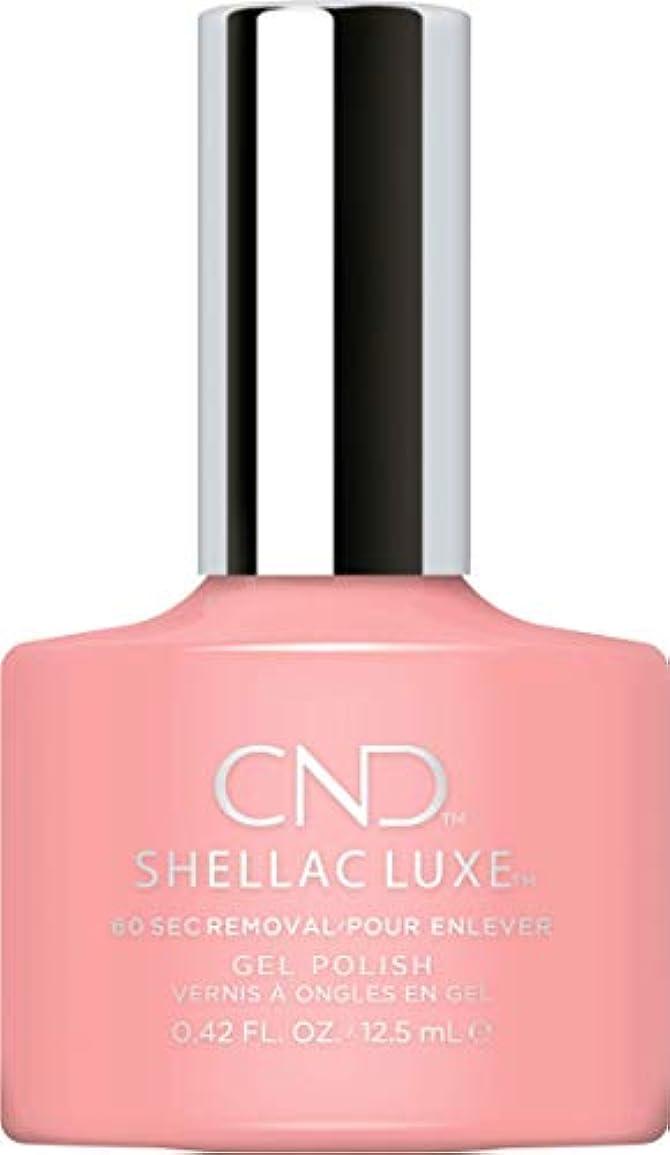 番号異形代わりにCND Shellac Luxe - Pink Pusuit - 12.5 ml / 0.42 oz