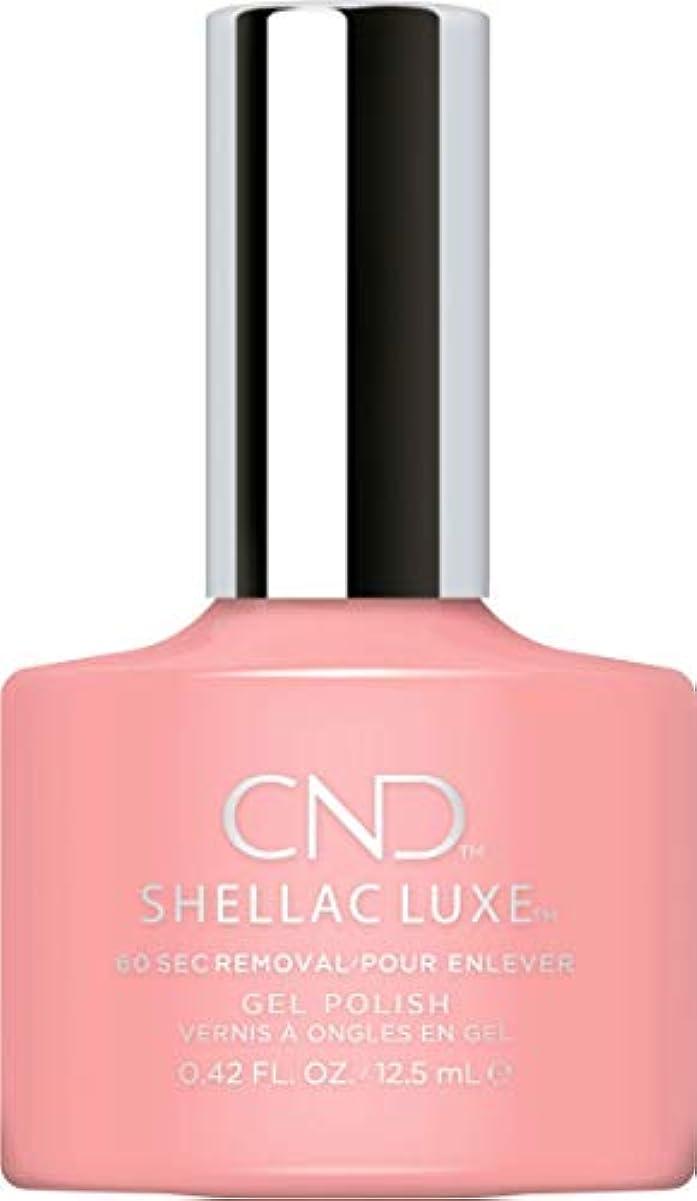 自分競合他社選手に賛成CND Shellac Luxe - Pink Pusuit - 12.5 ml / 0.42 oz