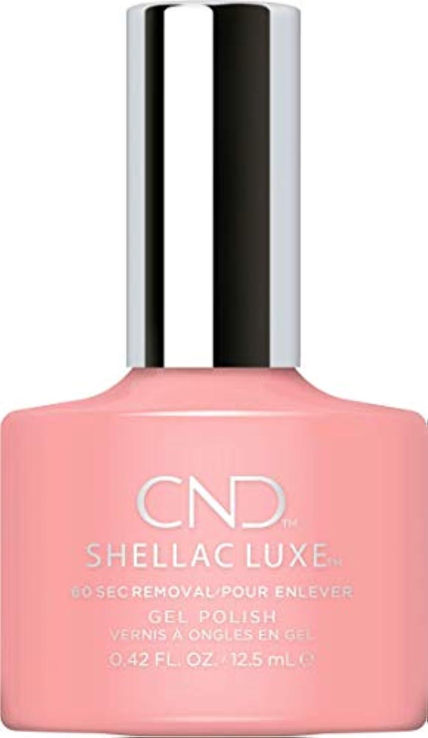 謝罪効能ある宣伝CND Shellac Luxe - Pink Pusuit - 12.5 ml / 0.42 oz