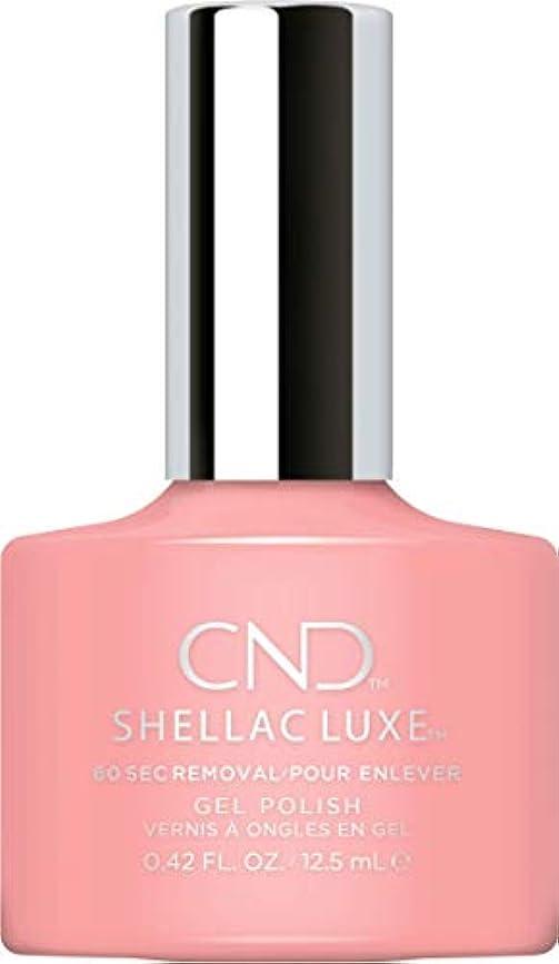 ゲート砲撃火山学CND Shellac Luxe - Pink Pusuit - 12.5 ml / 0.42 oz