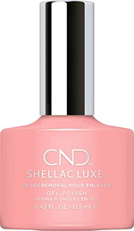 ミッションテンポ返還CND Shellac Luxe - Pink Pusuit - 12.5 ml / 0.42 oz